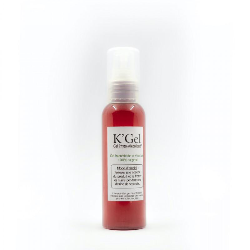 K'Gel Viricide et Bactéricide 60ml