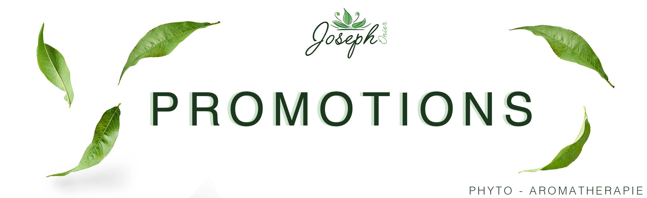 Promotions Joseph ONIER